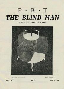 2— Blindman No. 2 - New York-May 1917