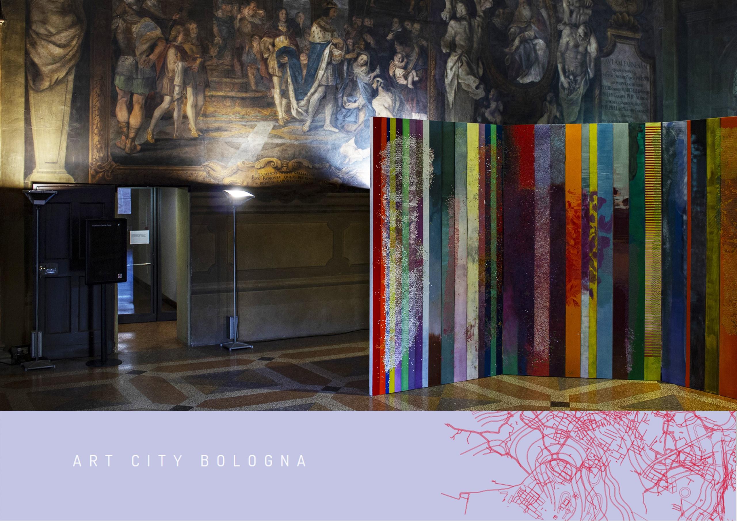 Top five art city bologna balloon project