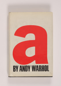 1-A:A Novel, New York—Grove Press, 1968