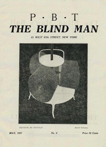 2— Blindman No. 2 - New York-May 1917